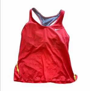 Nike Built in Sports Bra Tank Top